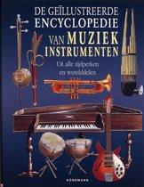 De Geillustreerde Encyclopedie Van Muziekinstrumenten