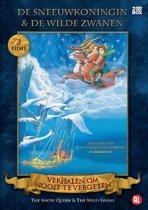 Verhalen Om Nooit Te Vergeten - De Sneeuwkoningin & De Wilde Zwanen (dvd)