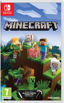 Cover van de game Minecraft - Switch