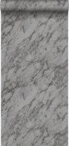 Origin behang marmer grijs