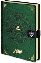 Nintendo The Legend of Zelda A5 Premium Notitieboek