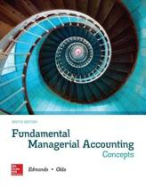 Loose Leaf for Fundamental Managerial Accounting Concepts
