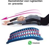 Backstretcher Rugklachten Oefeningen - Professioneel 2019 Lage Rug Onderrug Pijn - Rugspieren oplossen Strekken Hernia Oefening Thuis