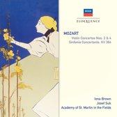 Violin Concertos Nos.2,4, Sinfonia Concertante
