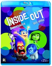 Binnenstebuiten - (Inside Out) (Blu-ray)