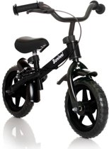 Baninni Wheely Black - Loopfiets