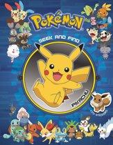 Pok mon Seek and Find - Pikachu