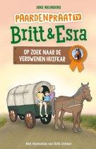 Paardenpraat tv Britt & Esra - Op zoek naar de verdwenen huifkar