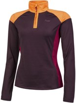 Protest Fleece Top Dames TOGO Dark LavaM/38