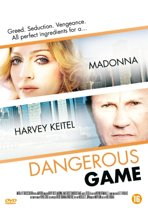 DVD cover van Dangerous Game