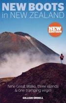 Omslag van 'New Boots in New Zealand'