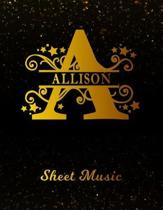 Allison Sheet Music