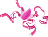California Exotic Novelties Micro Wireless Venus Butterfly - Vibrerend Slipje - Roze