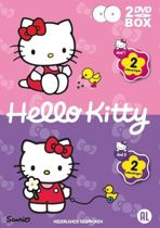 Hello Kitty 2Box (2Dvd)