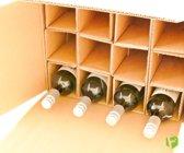 Flesverzenddoos 12 Flessen (10 stuks)