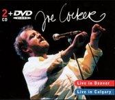 Live in Denver / Live in Calgary - Joe Cocker