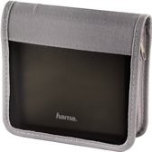 Hama Cd-Wallet - Ruimte voor 28 CD's / Graphite