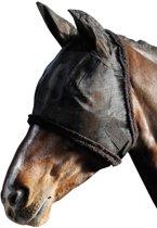 Harrys Horse Vliegenmasker - met Oren - Zwart - Large