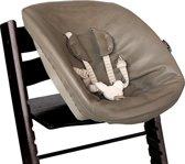Stokke newborn hoesje Fake leather Taupe
