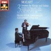 Mozart: Sonates For Piano & Violin