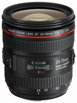 Canon EF 24-70 mm - f/4L IS USM