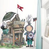 KEK Amsterdam Little Lord - Fotobehang - Full color