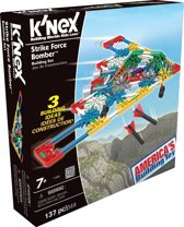 K'NEX Strike Force Bomber - Bouwset