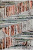 Vloerkleed Rhapsody Envy Laagpolig Tapijt Multicolour Carpet - 120 x 170 cm