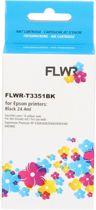 FLWR - Inktcartridge / 33XL (T3351) zwart - Geschikt voor Epson