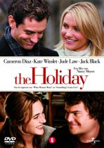 DVD cover van The Holiday