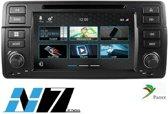 DVNN7E46PRO Navigatie BMW E46 dvd parrot carkit usb tmc DAB+ apple carplay android auto