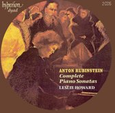 Anton Rubinstein Complete Piano Sonatas Howard