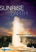 Sunrise Earth-Yellowstone Geysers