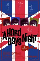 Poster-The Beatles-A Hard Day's Night-Fab Four-Liverpool-70x100cm