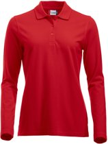 Classic Marion ds polo LM rood s
