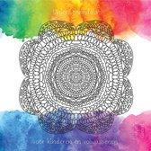 Unieke mandala?s voor kinderen en volwassenen - met doodle & zentangle een belevenis om in te kleuren