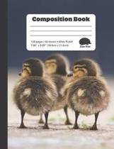 Duck Butts - Composition Book