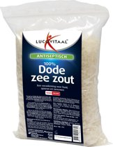 Lucovitaal - Dode Zeezout - 1000 gram - Badzout