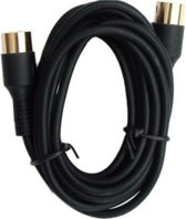 Cavus 8-pins DIN Powerlink kabel 1,8 meter voor Bang & Olufsen
