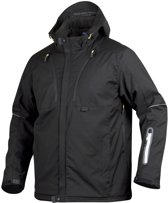 3407 3 LAYER PADDED JACKET NAVY L