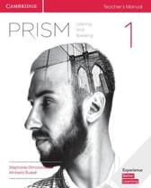 Prism Level 1 Teacher's Manual Listening and Speaking