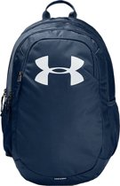 Under Armour Scrimmage 2.0 Backpack 1342652-408, Unisex, Blauw, Rugzak maat: One size EU