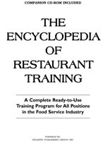 Encyclopedia of Restaurant Training