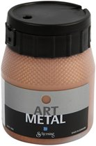 ES Art Metal - Verf - 250 ml - Koper