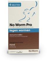 Exil No Worm Pro - Kleine Hond - 4 Tabletten