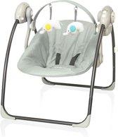 Baby Swing Little World Dreamday Melange Grey