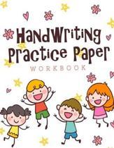 Hand Writing Practice Workbook