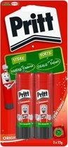 Pritt Stift Original - 2x22 Gram - Pritt Stift