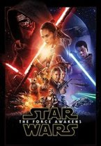Poster-Star Wars: The Force Awakens- (61x91.5cm)-