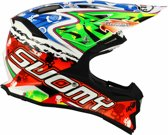 Gun Wind Elegance Helmet White/Red